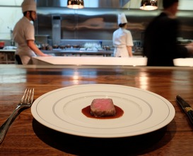 Dinner at Chef's Table at Brooklyn Fare