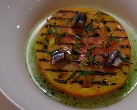 Dinner at Mirazur Restaurant
