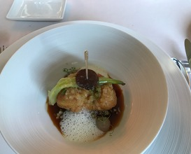 Lunch at Cheval Blanc