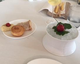 Lunch at Da Vittorio