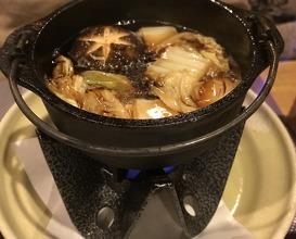 Dinner at Sushi Taro