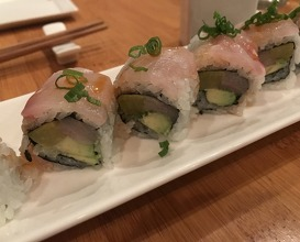 Dinner at Arami