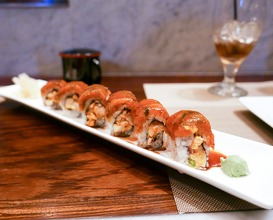 Dinner at Mirai Sushi