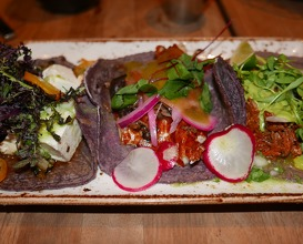 Dinner at Puesto Mexican Artisan Kitchen & Bar