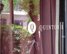 Lunch at Quintonil