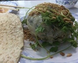 Dinner at Nhà Hàng Lạc Cảnh