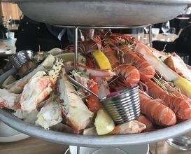 Lunch at Fishmarket Stavanger