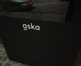 Dinner at Aska