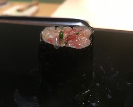 Dinner at Sabi Omakase Restaurant