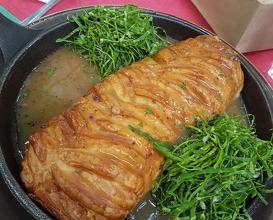 Dinner at LavkaLavka