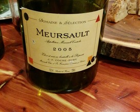 Coche Dury Meursault