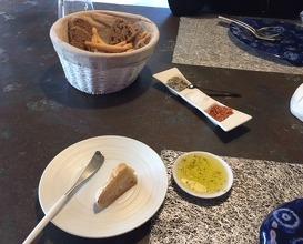 Lunch at Restaurante La Cabaña de la Finca Buenavista