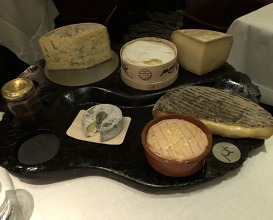 Cheese: St Nectaire, Epoisse,