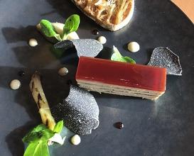 Duck foie gras from Landes