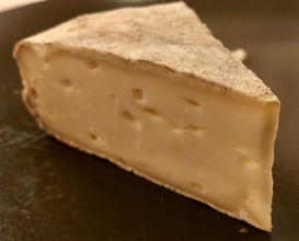 Saint Bruno cheese from the Massif des Bauges