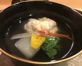 Dinner at 温味 (Nukumi)