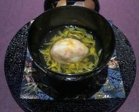 Dinner at RyuGin Hong Kong