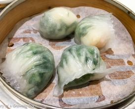 Quick dim sum dinner at Ho Hung Kee