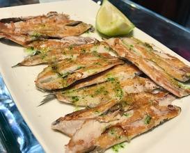 Dinner at Ciudad Condal