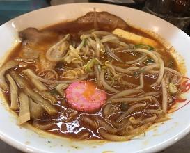 Late Ramen at さんぱち