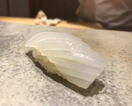 Lunch at Sushi Saito