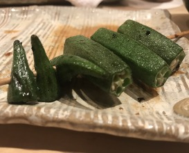 Dinner at Tori-Shiki