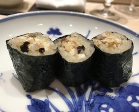 Dinner at The Araki