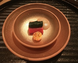 Pop up dinner of Kichisen in the Ritz Carlton