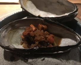 horse mussel ragout