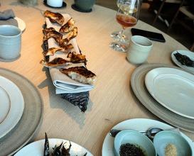 Lunch at Noma 2.0 - 'Noma ocean'