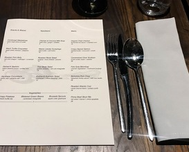 Dinner at S.K.Y.