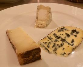 Rouelle du Tarn, Tomme au foin, barkham blue