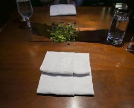 Dinner at Temporis