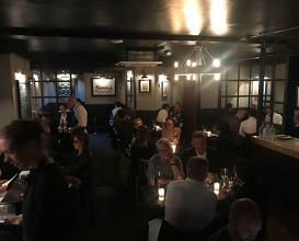 Dinner at Noble Rot Wine Bar & Restaurant