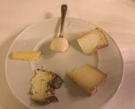 Dinner at Schwarzwaldstube