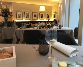 Dinner at Les Deux