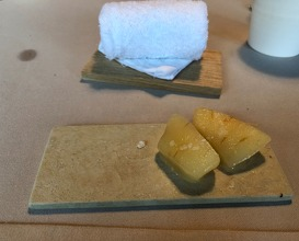 Lunch at Mugaritz