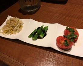 Dinner at 石亭 Sekitei