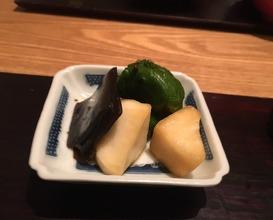 Dinner at Kohaku (虎白)