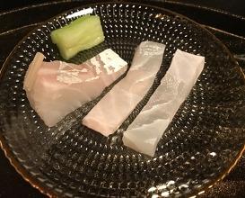Suzuki sashimi