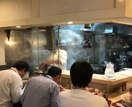 Lunch at Moeyo Mensuke