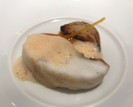 Sea Bass / Seasonal Onion / Paprika