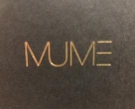 Dinner at MUME