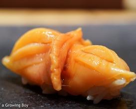 Dinner at Sushi Imamura