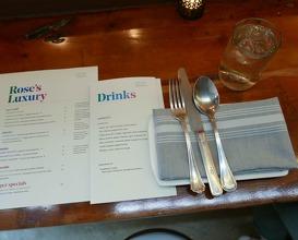 Dinner at Rose's Luxury