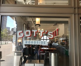 Lunch at Gott's Roadside