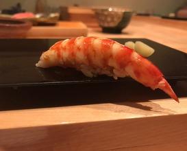 Dinner at Sushi Yoshizumi