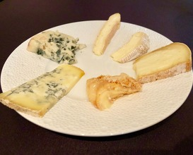 Cheese by Malory Geniller