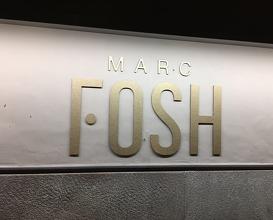 Dinner at Marc Fosh