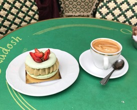 Breakfast at Kadosh Café Patisserie